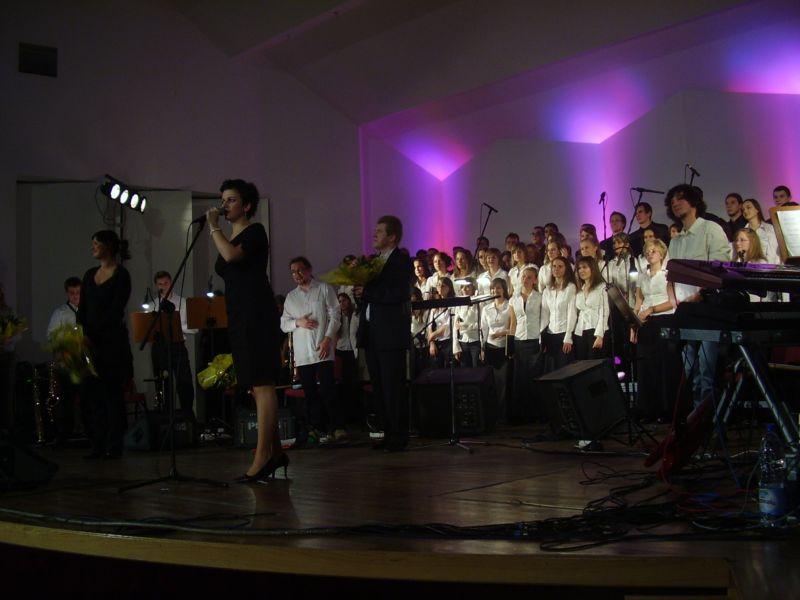 Koncert w sali koncertowej