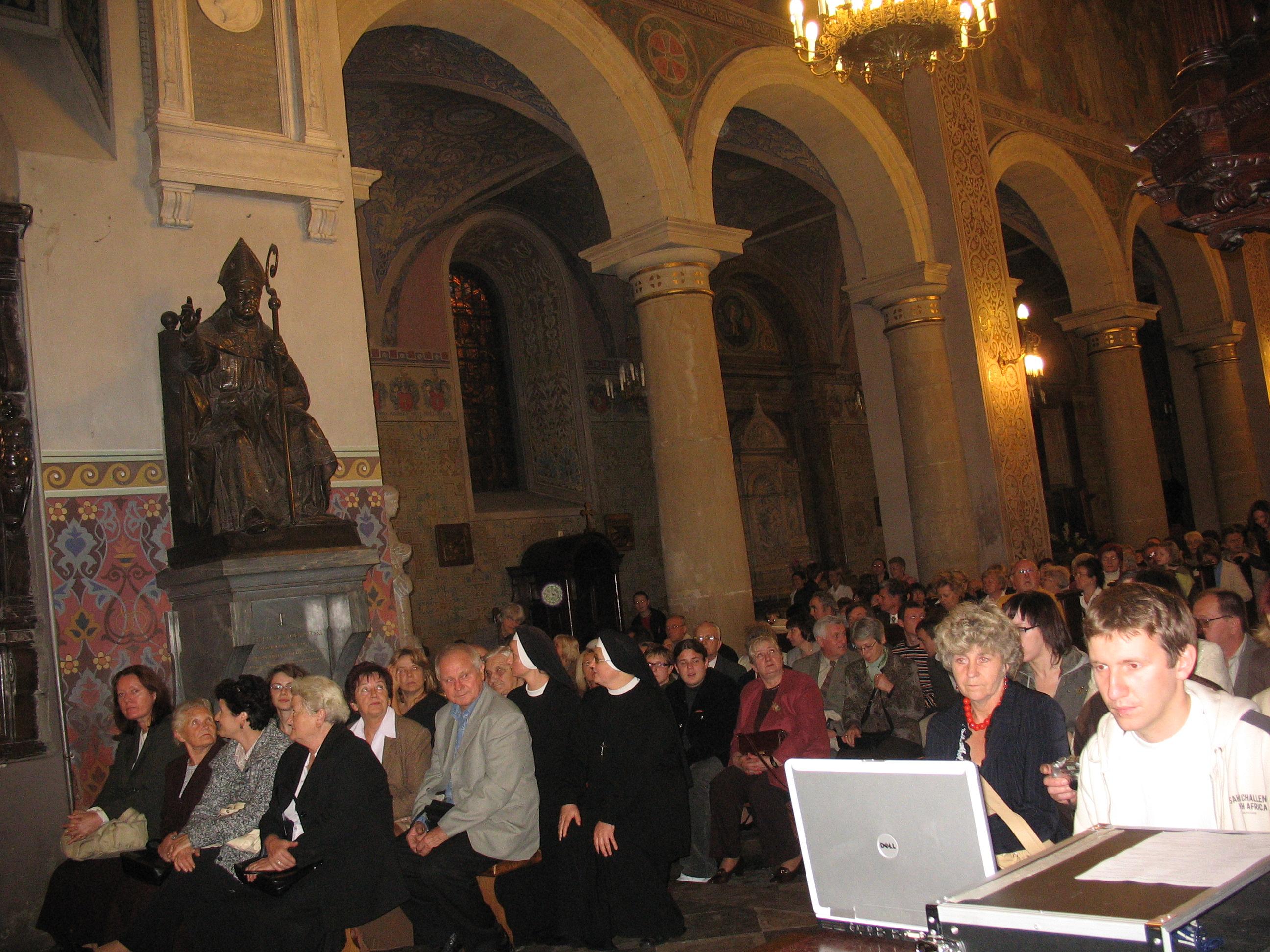 Koncertowa publiczność
