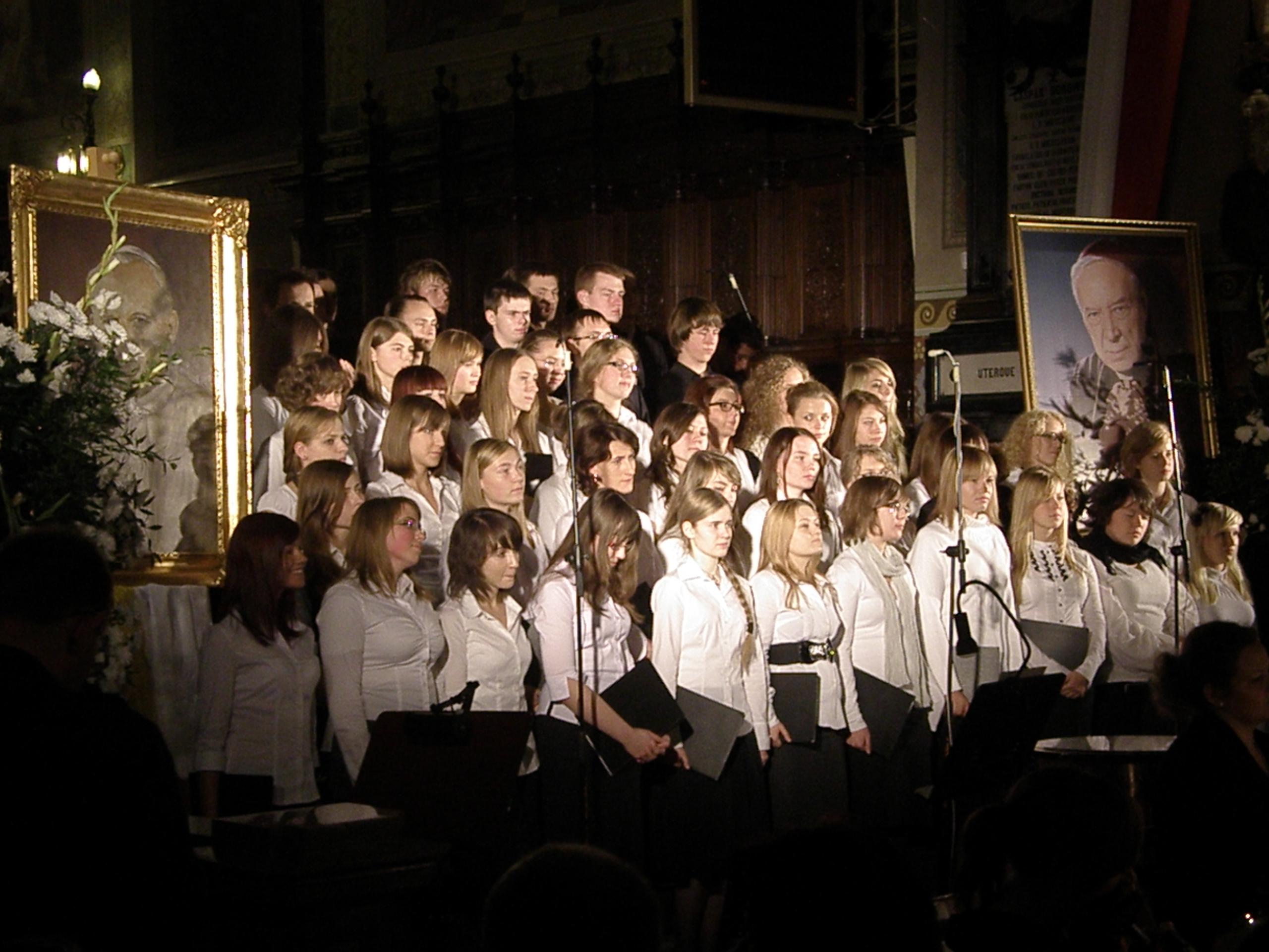 Koncert papieski 2010