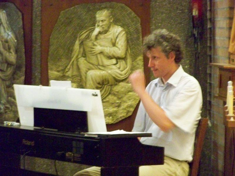 Koncert w Cervii
